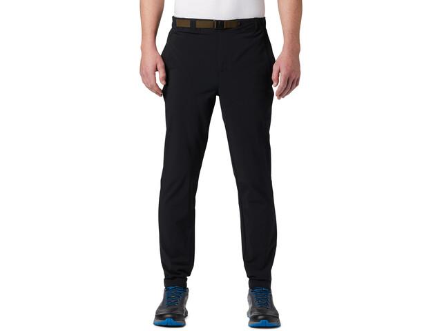 Columbia Lodge Woven Jogger Pantalones Hombre, black